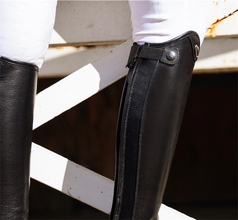 Clothing - PARLANTI DALLAS PRO BOOTS BLACK